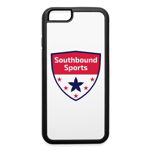 Southbound Sports Crest Logo - iPhone 6/6s Rubber Case