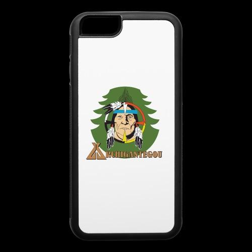 Archigantegou Logo Color - iPhone 6/6s Rubber Case