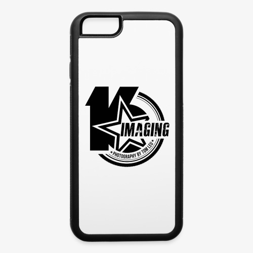 16IMAGING Badge Black - iPhone 6/6s Rubber Case