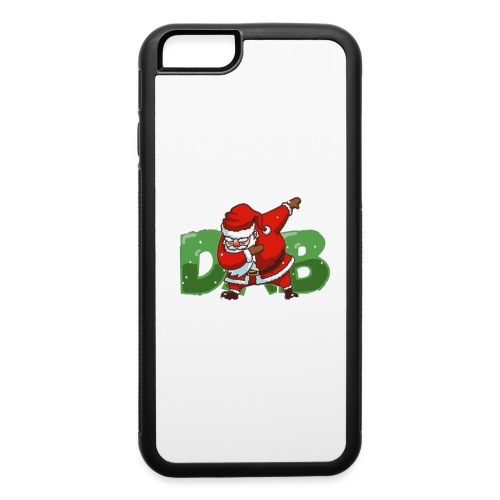 Dabbing Santa - iPhone 6/6s Rubber Case