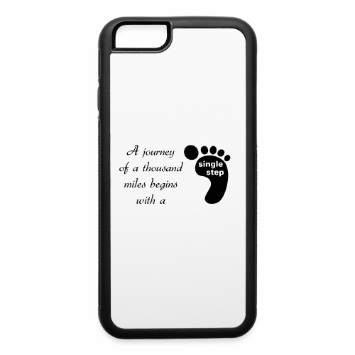 Single Step - iPhone 6/6s Rubber Case
