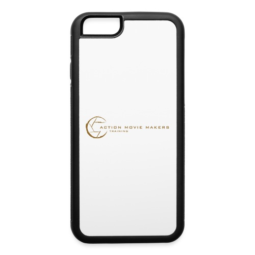 AMMT Logo Modern Look - iPhone 6/6s Rubber Case