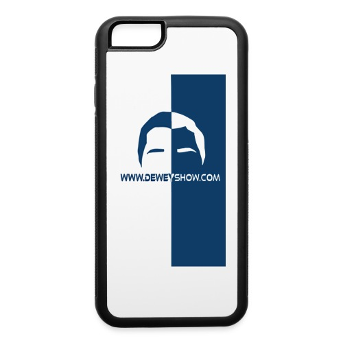 The Dewey Show Podcast phone cases - iPhone 6/6s Rubber Case