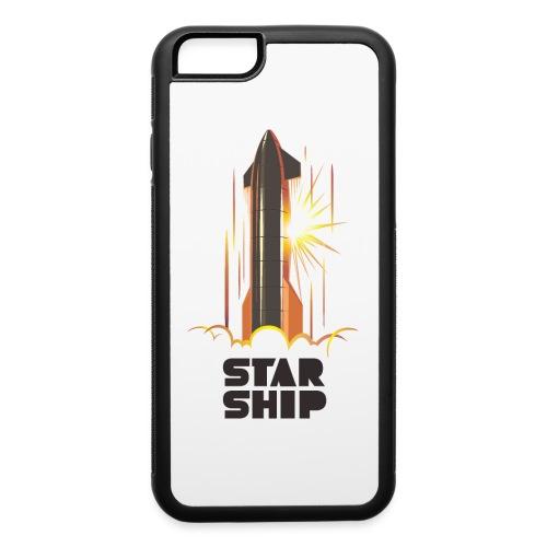 Star Ship Mars - Light - iPhone 6/6s Rubber Case