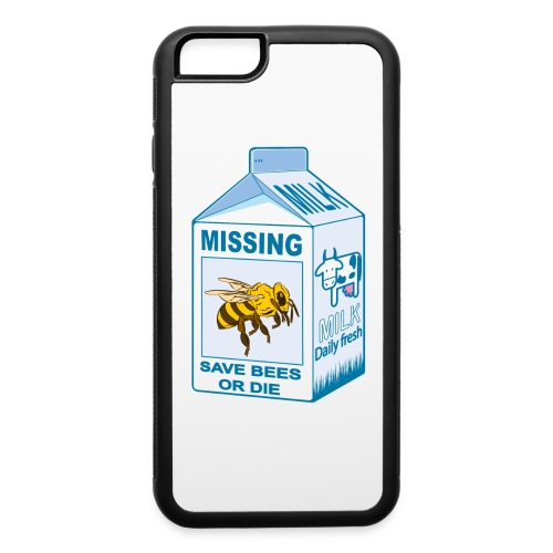 Missing Bees - iPhone 6/6s Rubber Case