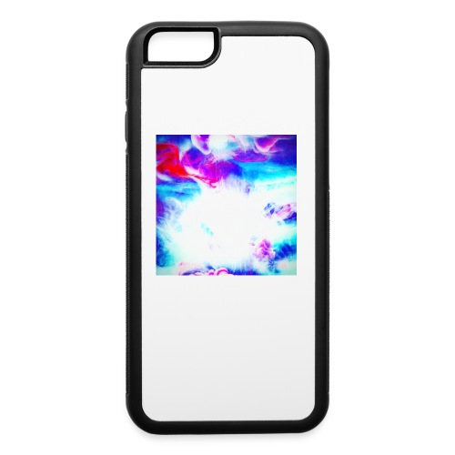 Galaxy - iPhone 6/6s Rubber Case