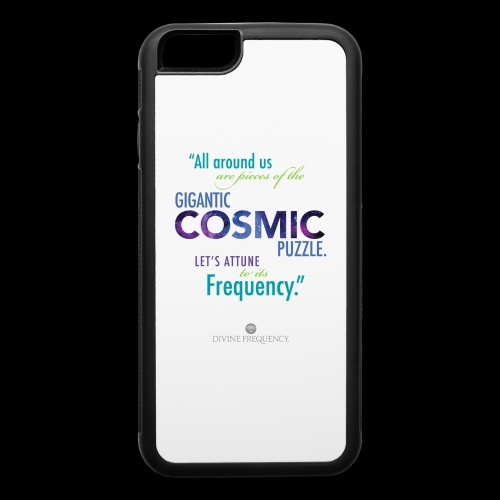 Cosmic Puzzle Mug - iPhone 6/6s Rubber Case