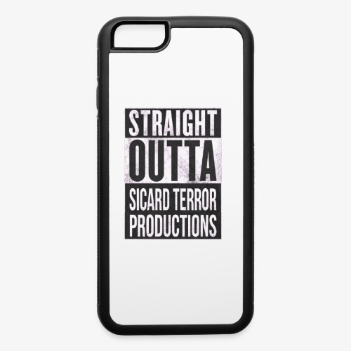 Strait Out Of Sicard Terror Productions - iPhone 6/6s Rubber Case