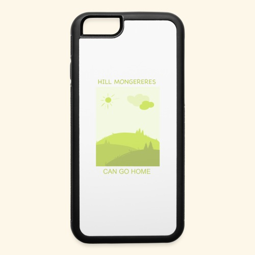Hill mongereres - iPhone 6/6s Rubber Case