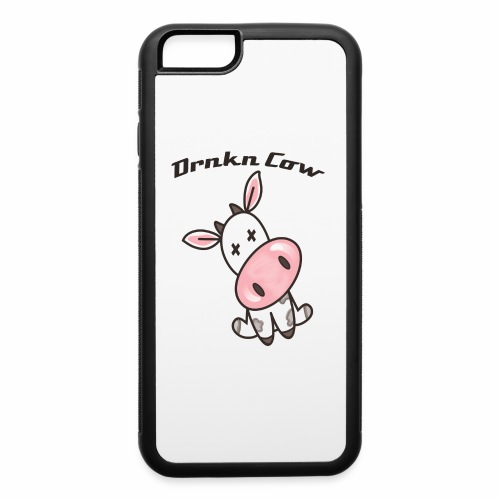 Classic Drunken Cow - iPhone 6/6s Rubber Case