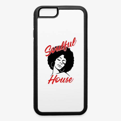 Soulful House - iPhone 6/6s Rubber Case