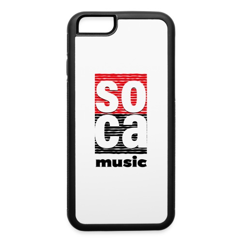 Soca music - iPhone 6/6s Rubber Case