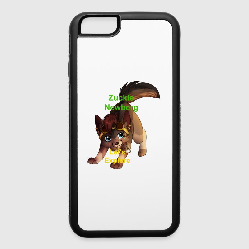 I am a Wolf - iPhone 6/6s Rubber Case