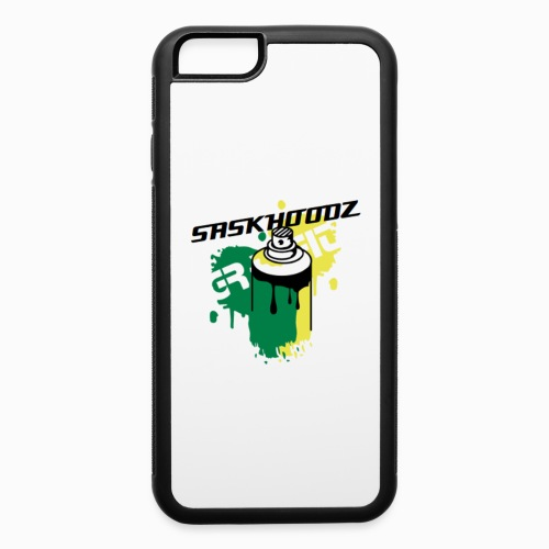 saskhoodz paint - iPhone 6/6s Rubber Case