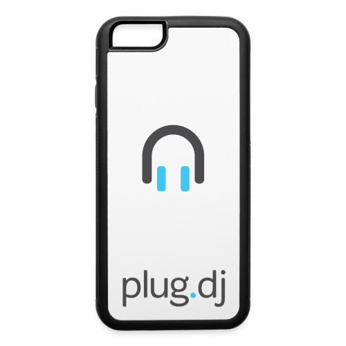 plugdj-black - iPhone 6/6s Rubber Case