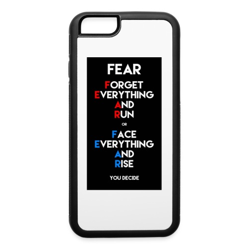 Fear - iPhone 6/6s Rubber Case