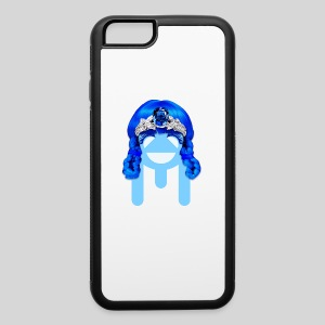 ALIENS WITH WIGS - #TeamMu - iPhone 6/6s Rubber Case