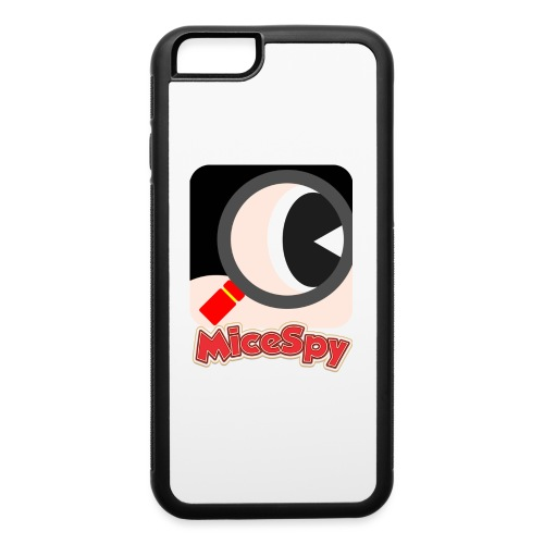 MiceSpy with your eye! - iPhone 6/6s Rubber Case