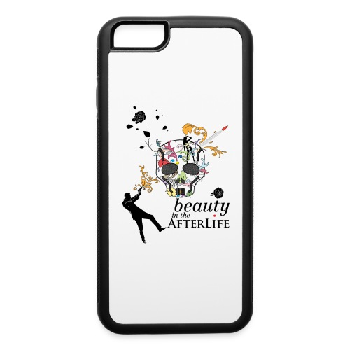 skull - iPhone 6/6s Rubber Case