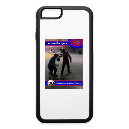 Basketball merch - iPhone 6/6s Rubber Case
