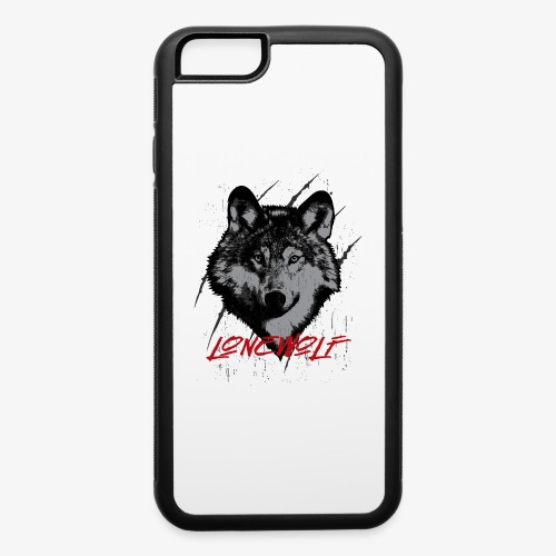Lone Wolf - iPhone 6/6s Rubber Case