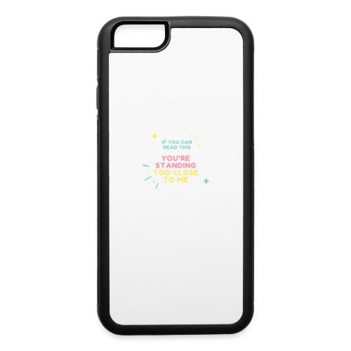 Fight Corona - iPhone 6/6s Rubber Case
