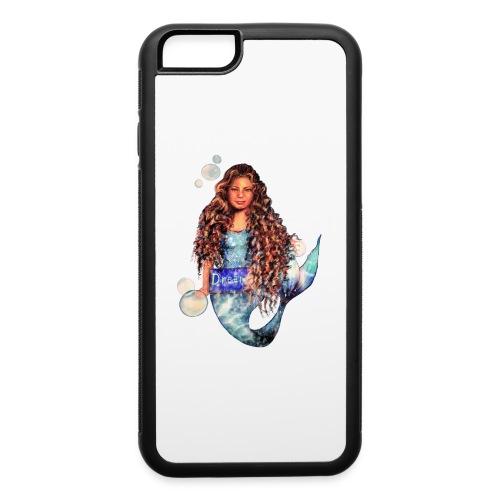 Mermaid dream - iPhone 6/6s Rubber Case