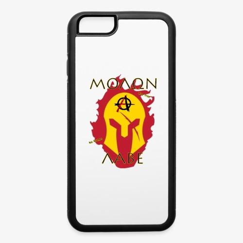 Molon Labe - Anarchist's Edition - iPhone 6/6s Rubber Case