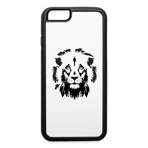 Lion head - iPhone 6/6s Rubber Case