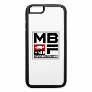 Mass Bassing Fishing - iPhone 6/6s Rubber Case