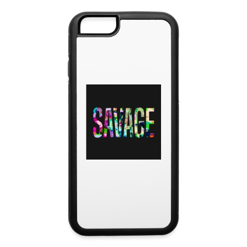 Savage Wear - iPhone 6/6s Rubber Case