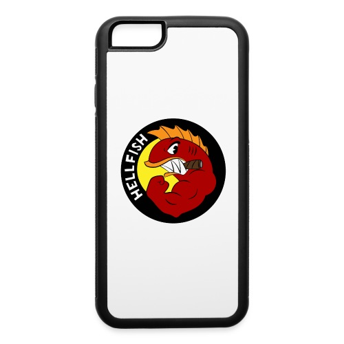 Hellfish - Flying Hellfish - iPhone 6/6s Rubber Case
