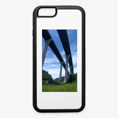 Bridge & Sky - iPhone 6/6s Rubber Case