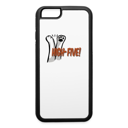hi5 paws - iPhone 6/6s Rubber Case