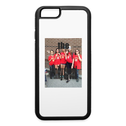 squad up - iPhone 6/6s Rubber Case