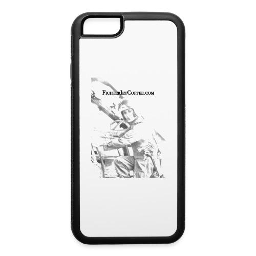 FigherTeeLogo - iPhone 6/6s Rubber Case