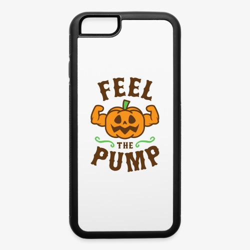 Feel The Pump - iPhone 6/6s Rubber Case
