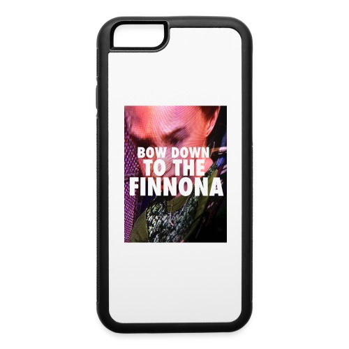 Bow Down To The Finnona - iPhone 6/6s Rubber Case