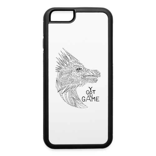 """Dragon """"you got game"""" - iPhone 6/6s Rubber Case"""