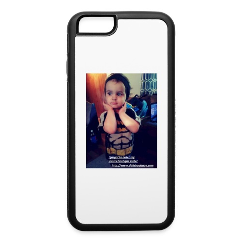 DDDs Boutique Merch - iPhone 6/6s Rubber Case