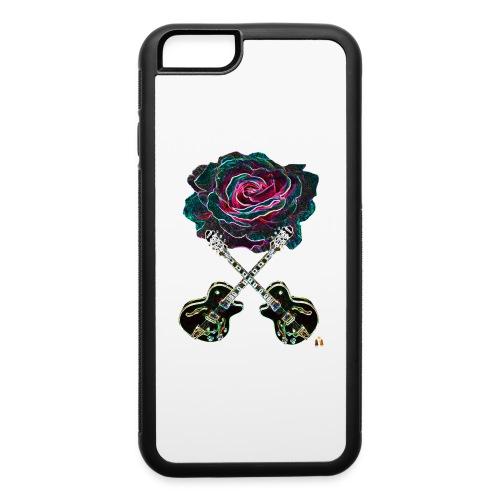 Black Rose - iPhone 6/6s Rubber Case