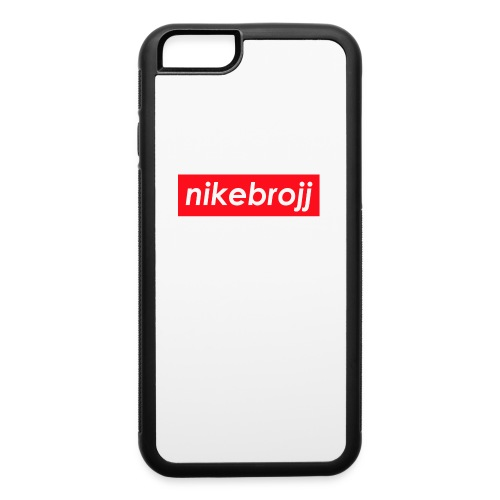nikebrojj iphone cases - iPhone 6/6s Rubber Case