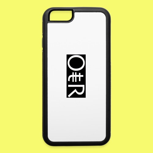 OntheReal coal - iPhone 6/6s Rubber Case