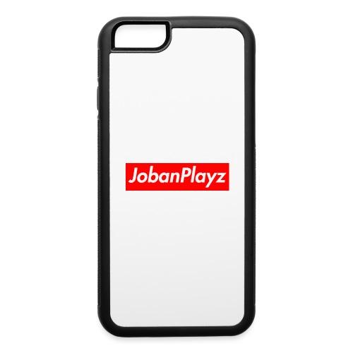 JobanPlayz Text - iPhone 6/6s Rubber Case