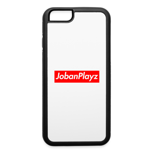 JobanPlayz Text - iPhone 6/6s Rubber Case