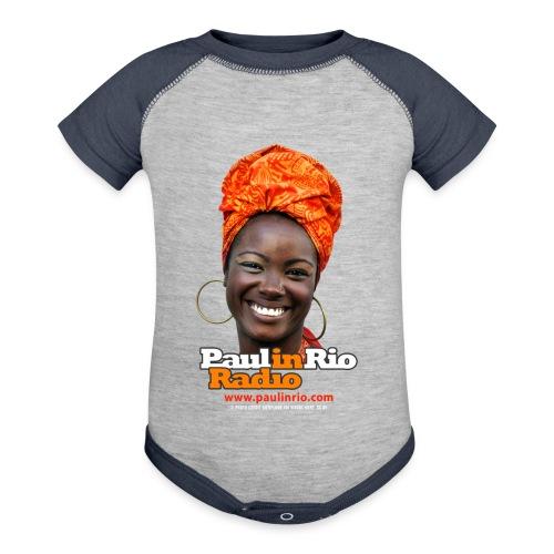 Paul in Rio Radio - Mágica garota - Baby Contrast One Piece