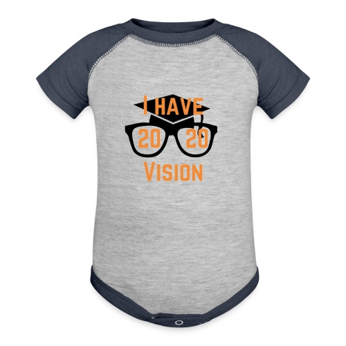 Class of 2020 Vision - Contrast Baby Bodysuit