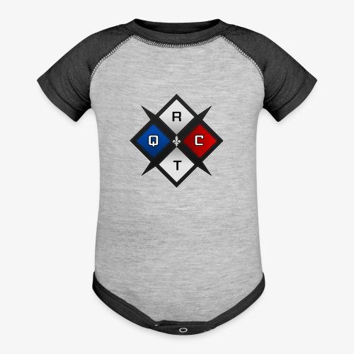 RTQC Logo - Baseball Baby Bodysuit