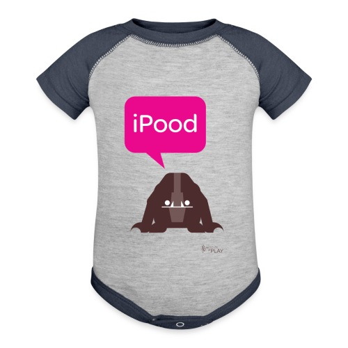 iPood - Baby Contrast One Piece