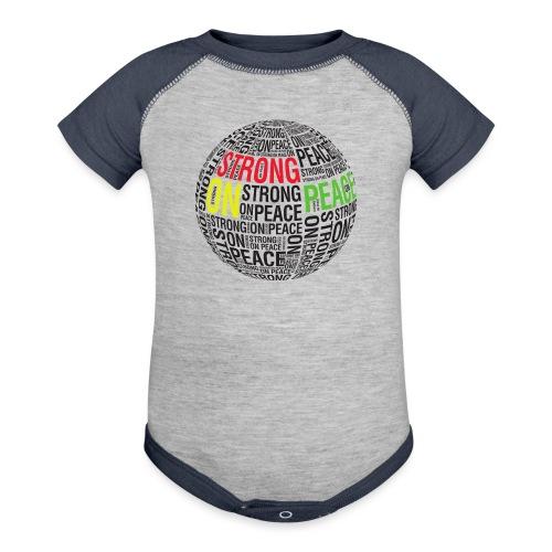 spreadshirttest1 - Baseball Baby Bodysuit